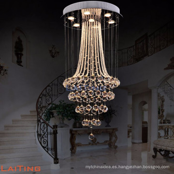Home decoration modern lamparas de techo used chandelier pendant light lighting 92040
