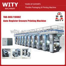 YAD-B2 800/1100 Máquina de impresión por grabado con registro automático