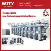 YAD-B2 800/1100 Auto Register Gravure Printing Machine