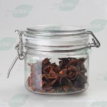 350ml Food Grade pet hermeticamente Jar para gelado (PPC-52)
