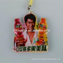 Populaire OEM drôle Cellphone strap pour promotion