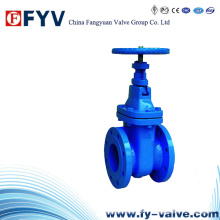 Carbon Iron Metal Seated Gate Valve with Handwheel