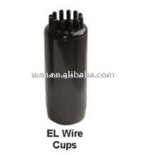 Kautschuk geformt EL Wire Tassen mit 7 Jahren Erfahrungen im Ölfeld
