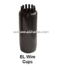 rubber molded EL Wire Cups with 7 years experiences in oilfield