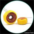 Inductor toroidal del poder del ahogador del modo común 3 pin 10uh para el tablero de PCB