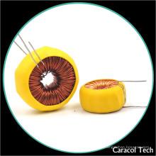 Inductor toroidal de alta corrente 5mh 10a para inversor fotovoltaico