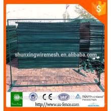 Clôture de piscine temporaire / clôture temporaire soudée / utilisée Clôture temporaire