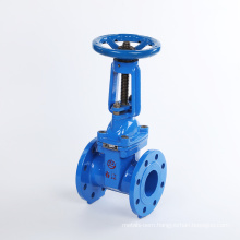 Rising Stem Resilient Seated Gate Valve DN80