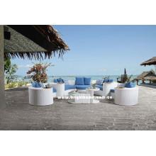 Бесплатная комбинация наружного сада мебель диван-комплект Bp-873b