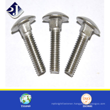 Mushroom Head Bolt with Nut