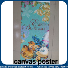 Waterproof Chemical Fabric Canvas Banner Printing