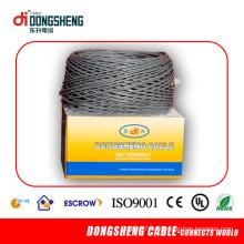 Cable LAN UTP / FTP / SFTP Cat5e en cable de cobre / CCA / CCS LAN FTP Cat5