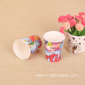 3oz To 32oz Promotional Disposable Paper Cups