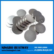 N35, N42, disco N45 sinterizado NdFeB Ímã