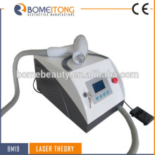 BM19 effective q-switched yag laser tattoo removal colour