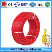 Cable eléctrico de baja tensión aislado del conductor de 1,5 mm