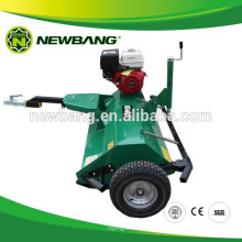 13 HP ATV Flail Mower With Self Power