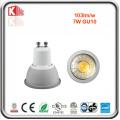 ETL High Lumen 7W Dimmable GU10 LED Spotlight