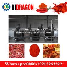Machine à la poudre de chili en acier inoxydable