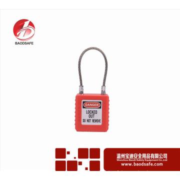BAOD BDS-S8631 Verrouillage du cadenas de sécurité des câbles