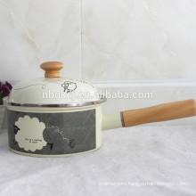 Enamelware Casserole turkish coffee pot
