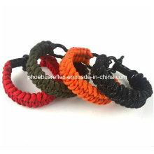 Farbigen reflektierenden Survival Armband