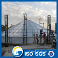 Hot Dip Galvanized Flat Bottom Steel Silo