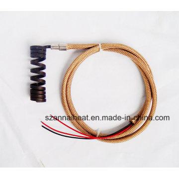 Calentador de bobina de elemento calefactor industrial de canal caliente (FRQ-101)