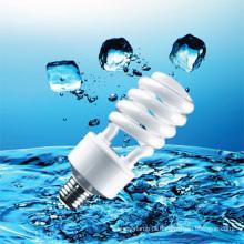 Bulbo CFL das poupanças de energia da espiral 15W T3 com Ce (BNF-HS)