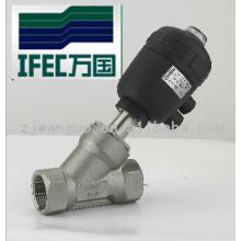 Pneumatic Angle Seat Valve (IFEC-JZ100001)