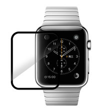 Protector de pantalla de vidrio 3D para Apple Watch
