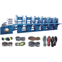 Rubber Shoe Sole Making Machine