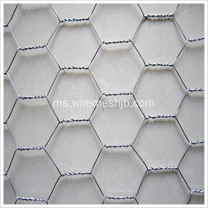 Heavy-Duty Hexagonal Wire Mesh