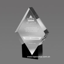 Nice crystal diamond award
