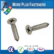 Taiwan High Quality Self Tapping Concrete Screw Stainless Steel Carbon Steel Self Tapping Nut Tapping Screw