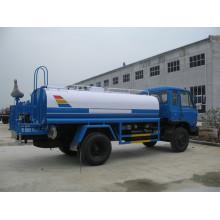 Dongfeng chasis 20 metros cúbicos camión cisterna de agua