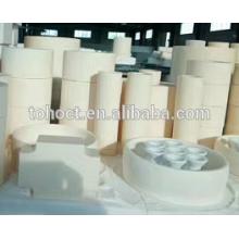 Cerâmica industrial da mulite da alumina da zircônia do tamanho grande quente da venda