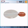 Ímã de aço redonda de disco rígido à venda