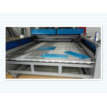 Two Heads Laser Cutting and Engraving Machine for Cloth