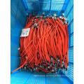 Lug montagem pvc isolado cabos de bateria de cobre para Marine, carro, caminhão, RV, Solar