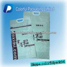 Bolso plástico del embalaje del arroz / cocinar bolsas de embalaje del arroz / bolso del embalaje para el arroz