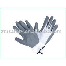 13 калибровочных нитрила покрытием нейлона работы перчатки