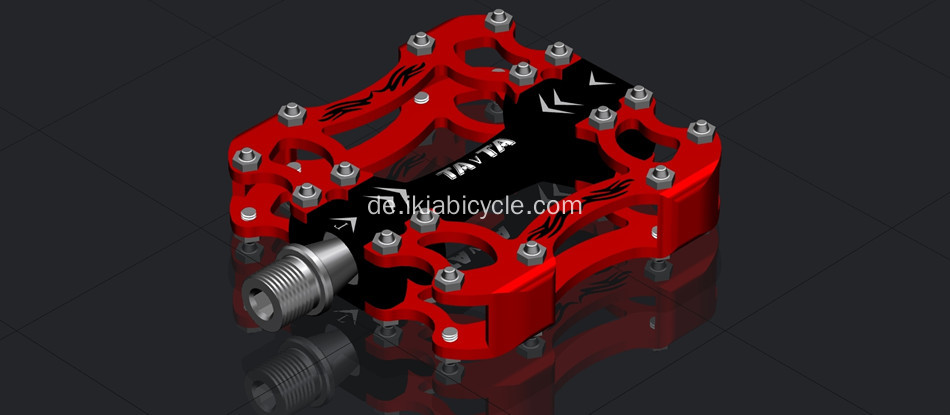 Farbe-Mountain Bike Pedal Alu