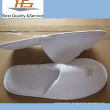 high quality superior soft terry hotel slipper