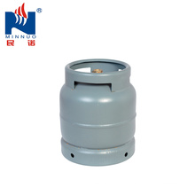 Tanzania 6kg lpg gas cylinder for home
