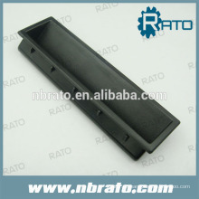 Metall-Aktenschrank-Plastik-Tür-Handgriff