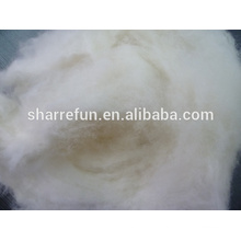 Chinese sheep wool natural white 18.5mic/32-34mm