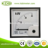 Portable precise BE-96 DC10V 45KW analog voltage power meter