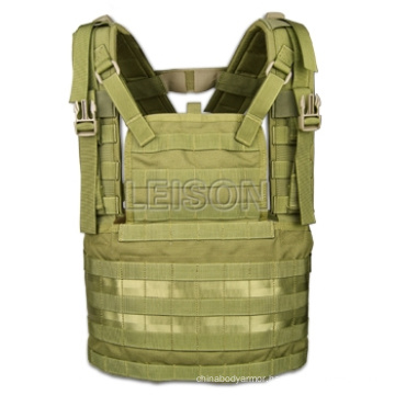 Tactical Vest Adopt High Strength Nylon with ISO Standard