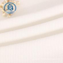 Tricot 65% polyester 35% coton gaufré